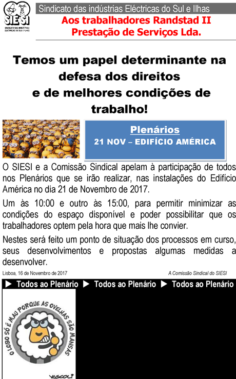 Plenarios America21NOV2017